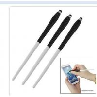 Cheap Ultra Thin Black To White Touch Screen Capacitive Pen For Iphone Ipad -Wholesaler for sale