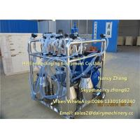 Petrol Power Mobile Milking Machine With Electric Motor And Gasoline Engine Manufactures
