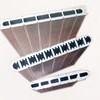Cheap Extruded Aluminum Spare Parts Micro Multi Channel Aluminium Tube for sale
