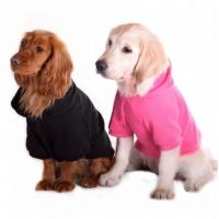 Cheap plain pink dog hoodie small dog puppies for sale pet clothes-pet clothing-dog for sale