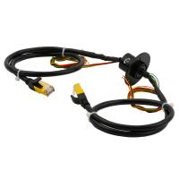 Buy cheap Compact-deigned Slip Ring Transmitting Electricity and Ethernet Signal with from wholesalers