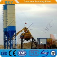 Cheap Full Automatic PLD4800 Stationary Batching Plant for sale