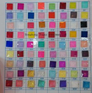 Cheap New Hot fix rhinestone Neon Color glass stone for sale