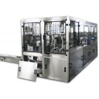 Cheap SUS304 Washer Filler Capper 3 In 1 Filling Machine For Water Production Line for sale