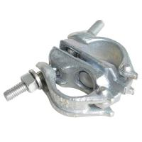 Cheap BS1139 EN74 Scaffolding Double Coupler , Scaffold Tube Clamps Oem Support for sale