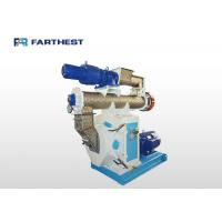 Buy cheap Ring Die Small Pig Feed Pellet Mill Equipment , Mini Pellet Mill For Pig Farm from wholesalers