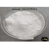 Buy cheap Vardenafil White Powder Sex Enhancing Drugs CAS 224785-91-5 For Male Sex from wholesalers