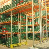 Cheap Warehouse Heavy Duty Steel Racking Selective Pallet Rack Storage Systems for sale