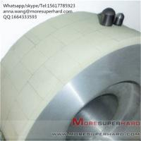 Vitrified Bond Diamond Wheel For Precision Grinding Of PDC Manufactures