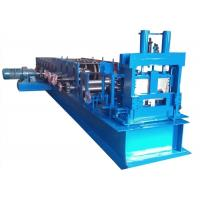 Cheap Steel Strip Cold Roll Forming Machine 11KW Power With 50HZ Frequency for sale