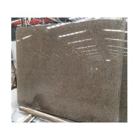 Quality Tropic Brown Granite Stone Tiles For Indoor And Outdoor Decoration wholesale