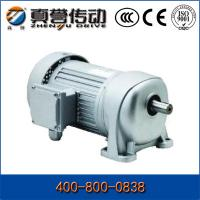 Cheap Electric Micro Helical Gear Motor 1400 Rpm , 2.2kw Flange Mounted Gear Motor for sale
