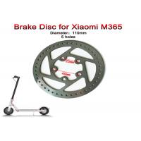 Cheap 110mm Brake Disc Rotor Electric Scooter Accessories Steel Material For XiaoMI Mijia M365 for sale