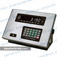 Kazakstan buy digital weighing indicator XK3190-DS3, DHM9BD10-C3-40t-12B3 ZEMIC load cell