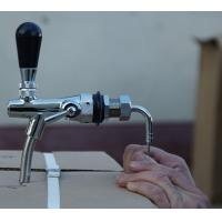 Cheap Polished Surface Brass Beer Tap For Bar And Hotel for sale
