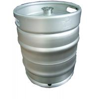 Cheap Electro Polished 50 Litre Half Beer Keg With A Type Fitting 5 Year Warranty for sale