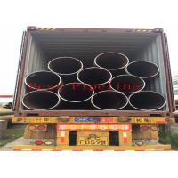 Cheap API 5L 360NB X42 UOE Steel Pipe With  Electric Fusion Welding Low Carbon Steel for sale