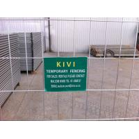 Cheap Wellington Temporary Fencing Panels for sale Ocean shipping time 40 days get hand temp fence in you hands for sale