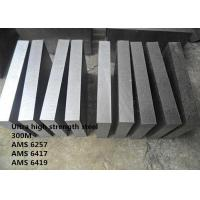 Cheap High Strength Steel 300M Special Alloys For Aerospace And Defense With Good Ductility for sale