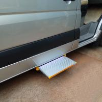 Buy cheap Limousine electric step,Limousine electric foot operated vehicle access steps from wholesalers