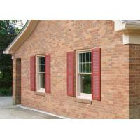 Buy cheap Aluminium Alloy Fixed Residential Louvre Customized Windows For Ventilation from wholesalers
