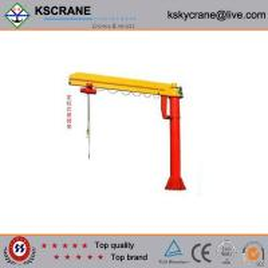 Cheap Pedestal Jib Crane For Construction for sale
