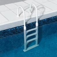 Cheap High Strength Aluminum Hardware Products Outdoor Above Ground Pool Ladders for sale