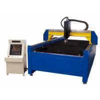Cheap Table type high precision CNC Plasma metal Cutting Machine 1500mm , 2000mm for sale