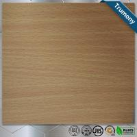 Cheap Wooden Pattern Grain Aluminum Painting Panels ACP For Decoration Using for sale
