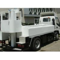 Cheap Low Emissions Sewage Suction Truck Euro 3 Standard 0.25 - 0.35 MPa Pressure for sale