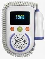 China Portable Fetal Doppler (H100D) on sale