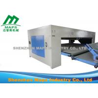 Buy cheap Durable Automatic Wadding Machine / Lapping Machine For Product Bedding from wholesalers