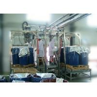 Cheap Double Head BIB Aseptic Filling Machine Accurate 1.5 KW Power Customized Voltage for sale
