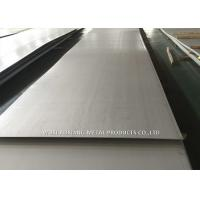 Cheap 2304 Duplex Stainless Steel Sheet Cold Hot Rolling High Mechanical Strength for sale