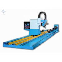 China Steel Structure Manufacturing Equipment CNC Intersection Line Cutting Machine on sale