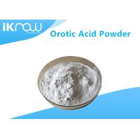 Cheap Anti Cancer Orotic Acid Powder Vitamin B13 CAS 65 86 1 99% White Powder for sale