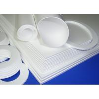 Cheap Virgin Soft Expanded PTFE Sheet Non-Toxic , PTFE Heat Resistance for sale