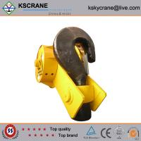 Cheap Material Handling Forged Lifting Crane Hooks With DG20Mn Material for sale