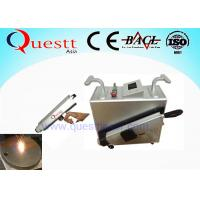 Buy cheap Portable Laser Rust Removal Machine For Cleaning , Hand Held Gun Trigger from wholesalers