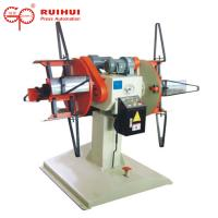 Cheap Vertical Double End Coil Steel Decoiling Machine For Aluminium Sheet (MDW-200) for sale