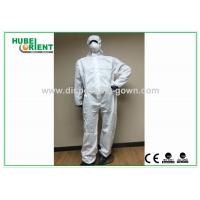 SMS Type 5 6 disposable coverall suit / Anti Virus disposable protective coverall