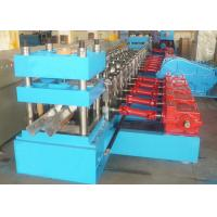 Cheap 2 Waves Highway Guardrail Roll Forming Machine Gear Box Transmission High Speed for sale