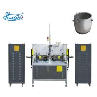 Cheap Horizontal Type Stainless Steel Pot Ear Welding Machine With One Year Warranty for sale