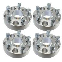 """Buy cheap 1"""" Hubcentric 5x110 Car Wheel Spacers 14x1.5 Stud Super Duty Wheel Spacers from wholesalers"""
