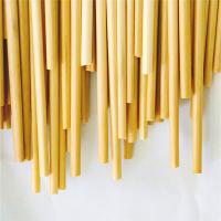 Cheap Factory price organic natural wheat straws wheat drinking straws eco friendly rye straws for sale for sale