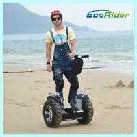 Cheap Brush Or Brushless Motor Electric Chariot Scooter Black Two Wheel Segway for sale