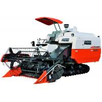 Cheap Used Kubota Wheat Combine Harvester Diesel Type 49.2Kw Reliable Performance for sale