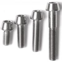 Cheap DIN titanium screws /bolts and nuts/wheels bolts titanium ti 6al 4v/motorcycle equip for sale
