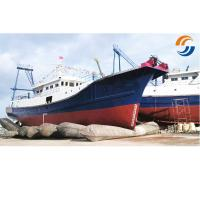 Cheap Marine Floating ISO14409 High Bearing Capacity Launching Rubber Airbag for sale