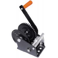 Cheap 0.5 ton to 3 ton orange heavy duty manual hand winch lifting equipment for sale